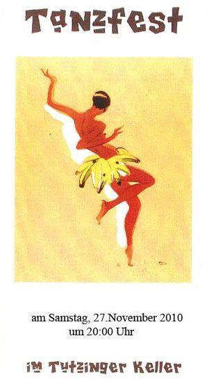 27. November 2010: Tanzfest im Tutzinger Keller