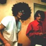 Die DJs: Don Roberto und El Radi