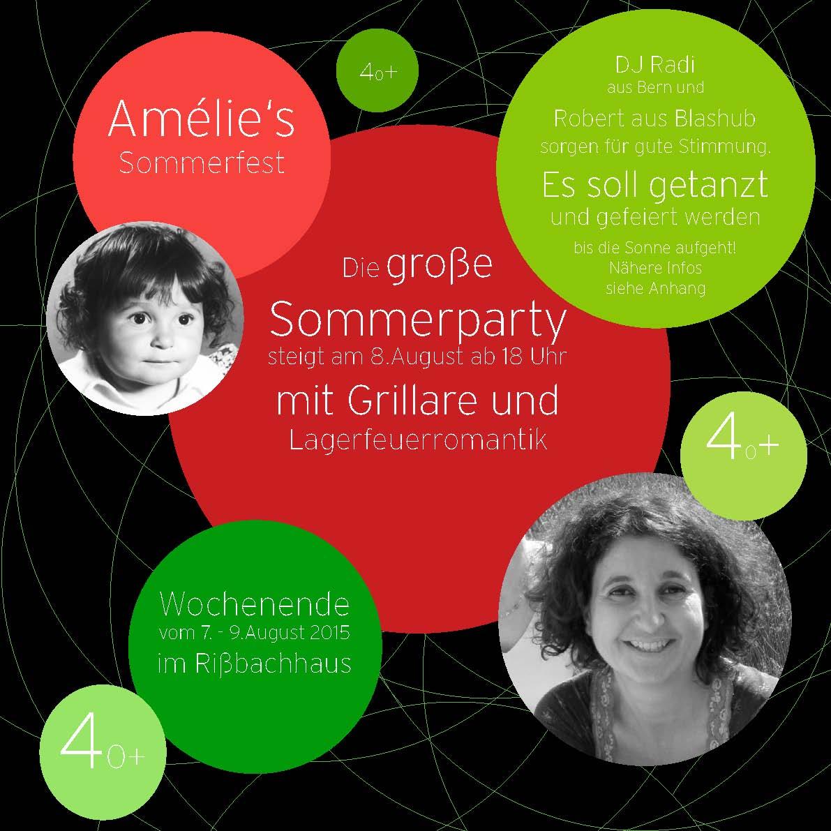 Amélies Sommerfest